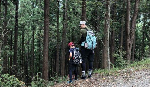 マシンガン親子と堂平山